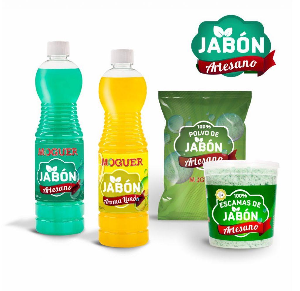 Pack Ecológico de Productos Moguer